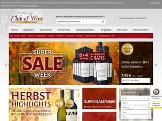 Club of Wine besuchen