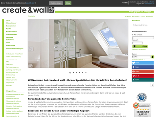 Create-and-Wall besuchen