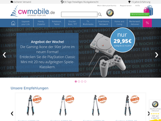 Cw-mobile besuchen