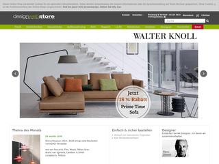Designwebstore besuchen