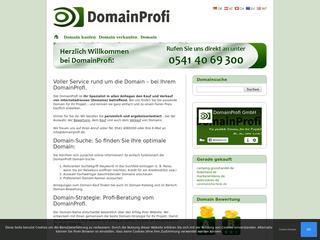 DomainProfi besuchen