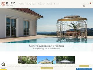 Eleo-Pavillon besuchen