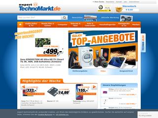 Expert TechnoMarkt besuchen