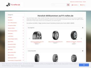 F1-Reifen besuchen