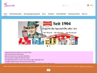 German-Moli besuchen