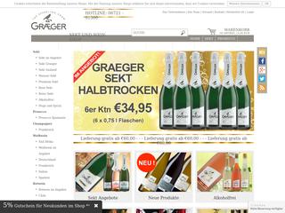 Graeger - Sekt und Wein Shop besuchen