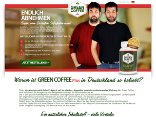 Green Coffee Plus besuchen