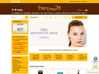 Hair-care24 besuchen