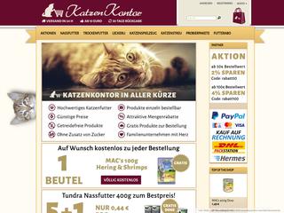 Katzenkontor besuchen