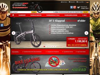 KCP Bikes besuchen