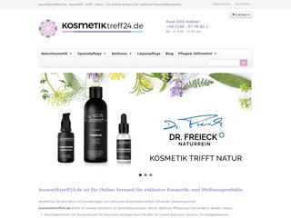 Kosmetiktreff24 besuchen