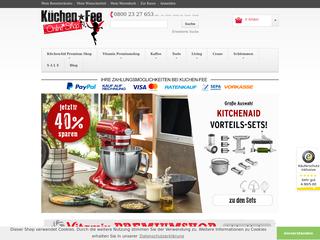 Küchen-Fee besuchen
