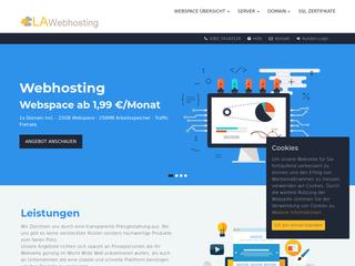 Lahno Webhosting besuchen