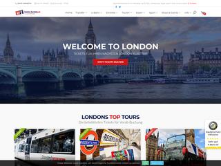 London-Kurztrip besuchen