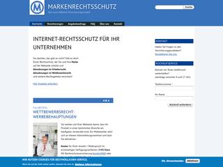 Markenrechtsschutz.de besuchen