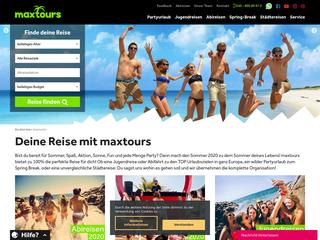 MaxTours besuchen