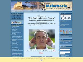 McBatterie besuchen