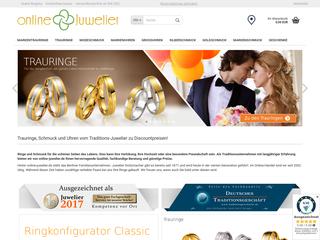 Online-Juwelier besuchen