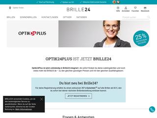 Optik24plus besuchen