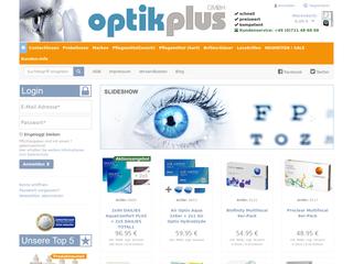 Optikplus besuchen