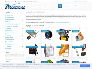 Oswald Baubedarf besuchen