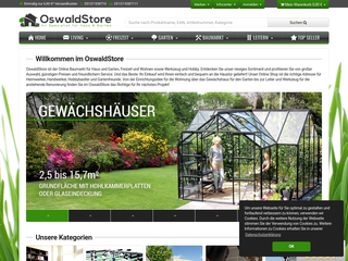 Oswald Store besuchen