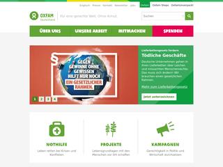 Oxfam besuchen