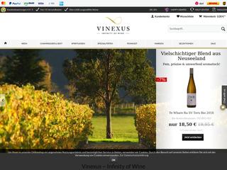 Vinexus besuchen