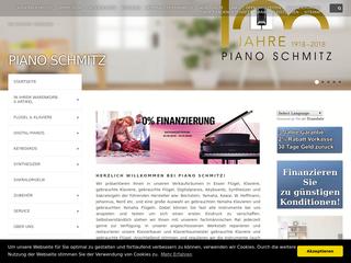 Piano Schmitz besuchen