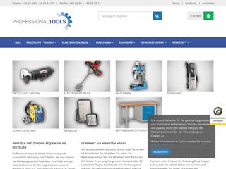 Professional-Tools besuchen