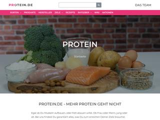 Protein.de besuchen
