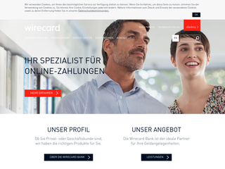 Wirecardbank besuchen