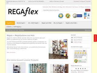 Regaflex besuchen