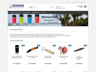Ruediger Werbeartikel besuchen