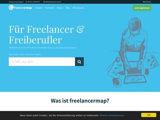 Freelancermap besuchen
