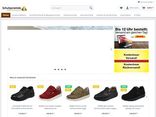 Schuhpyramide besuchen