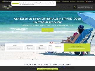 Sercotel Hotels besuchen