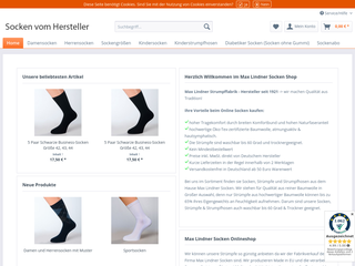 Lindner Socken besuchen