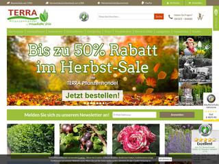 Terra-Pflanzenhandel besuchen