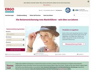 ERV Reiseversicherung besuchen