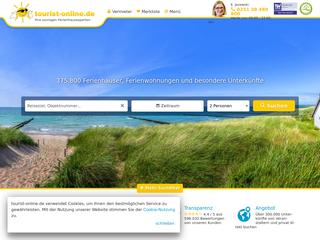 Tourist-Online besuchen