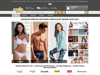 Underwear Shopping besuchen
