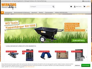 Werkzeug Discount24 besuchen