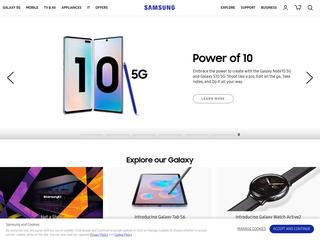 Samsung besuchen