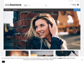 Erik Anderson besuchen