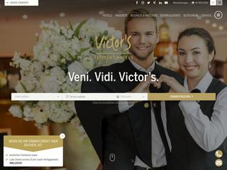 Victor's Residenz-Hotels besuchen