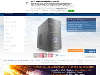 CSL Computer besuchen