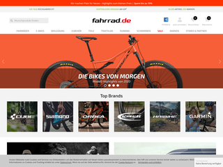 Fahrrad.de besuchen