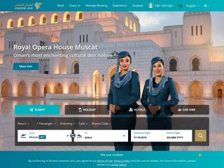 Oman Air besuchen