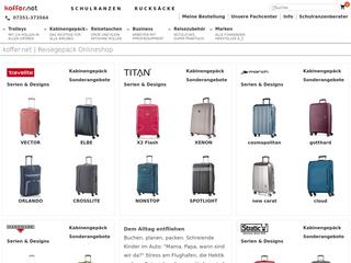 Koffer.net besuchen